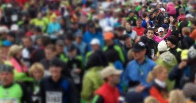 Jaz, (pol)maratonka