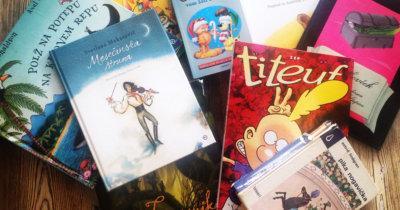 Pri nas vsako leto izide skoraj tisoč knjig za otroke. Od tega jih je skoraj polovica zanič.