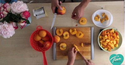 Kako sva skuhala vlog in zmiksala marmelado